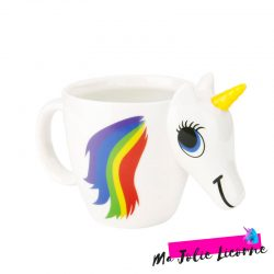 mug licorne thermoreactif