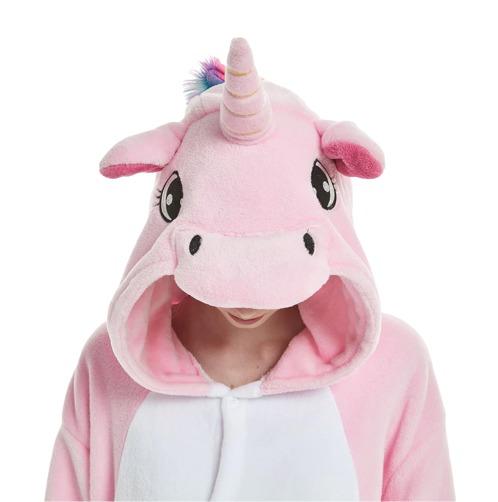 pyjama-licorne-rose-tete