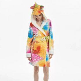 robe de chambre licorne fille | Ma Jolie Licorne