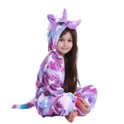 pyjama licorne fille 5 ans assis | Ma Jolie Licorne