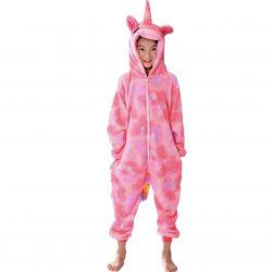 Pyjama Licorne Rose