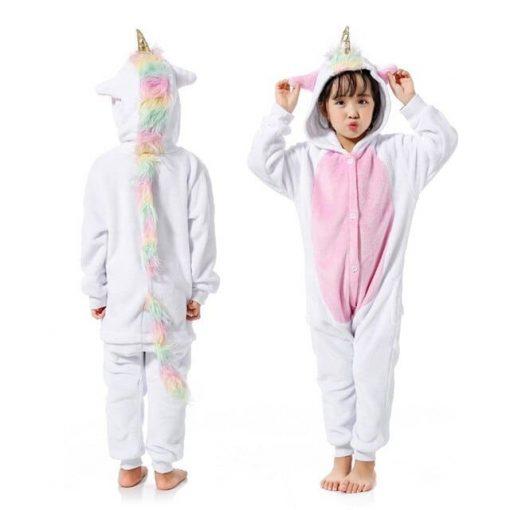 deguisement licorne pyjama