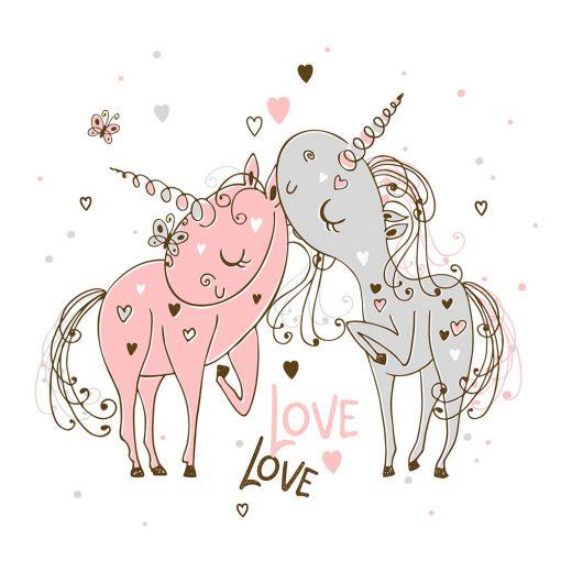 j'aime les licornes et leurs jolies cornes