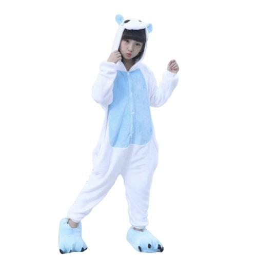 Pyjama entier licorne de facea