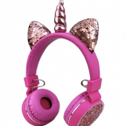 casque licorne bluetooth