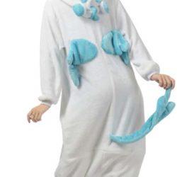 Pyjama Licorne Bleu Adulte